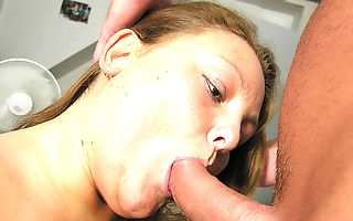 Big titted housewife fucked by a masked pervert